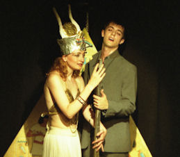Scene From Bile In The Afterlife, 2003